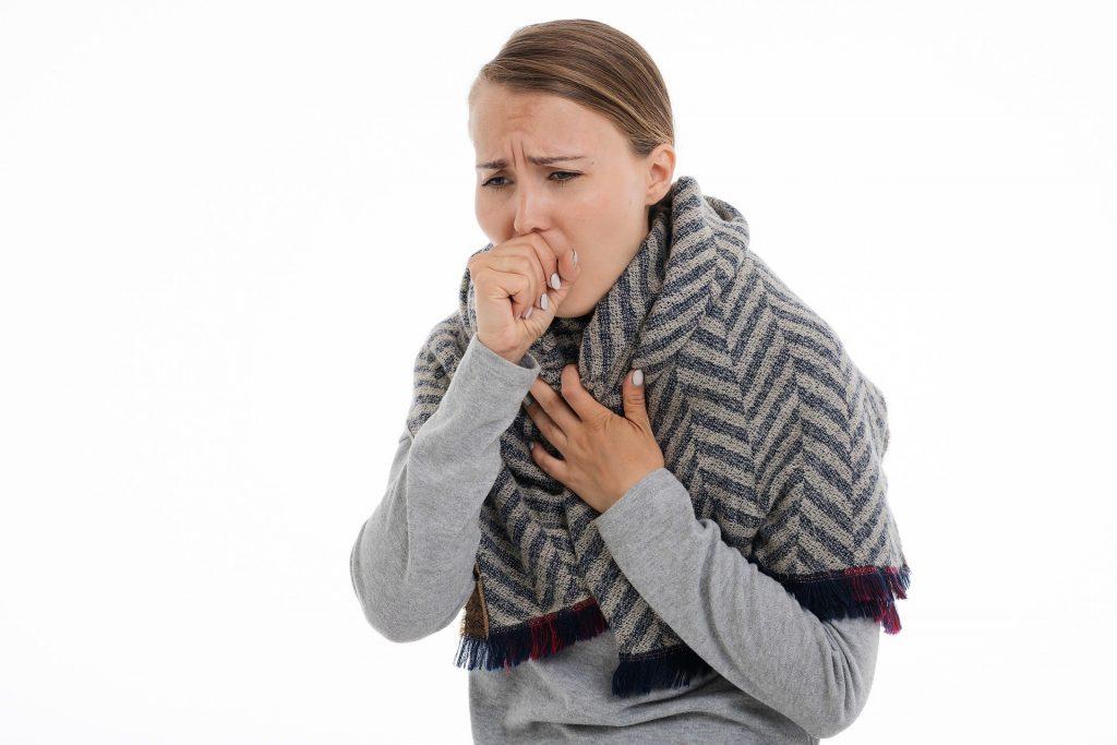 Tiempo de gripes y resfriados